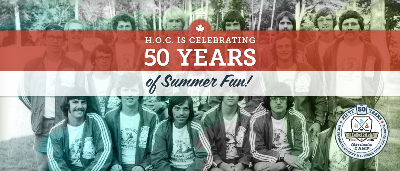 HOC Hockey Camp Celebrating 50 Years