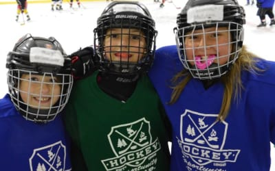 Hockey Opportunity Camp Girls' Program