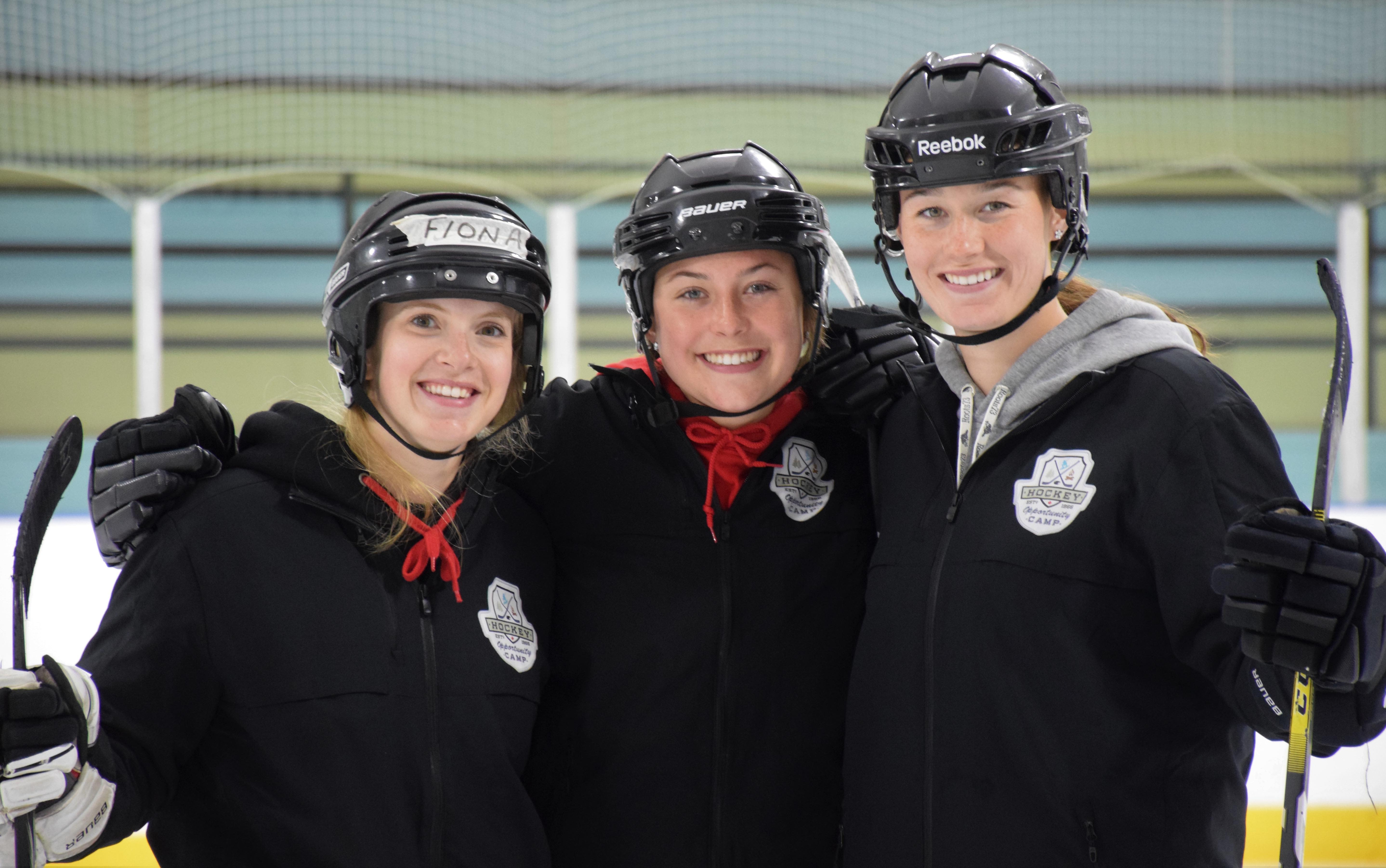 Coaches, Hockey Opportunity Camp, Ontario