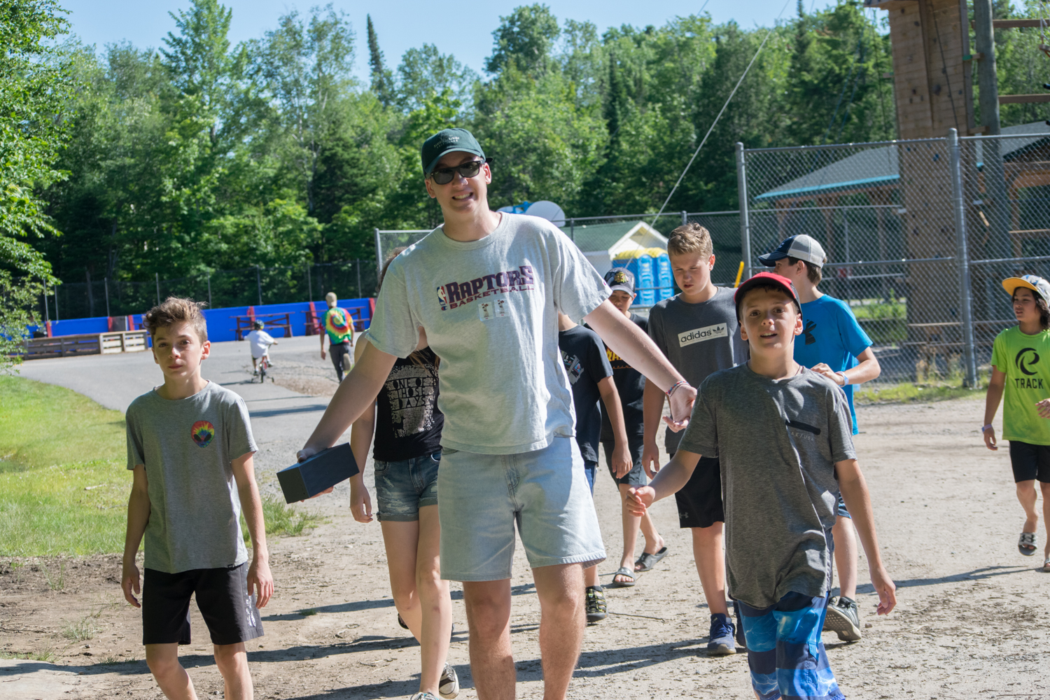 Activity Instructor, Summer Camp Ontario