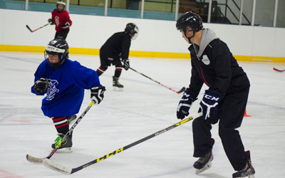 Hockey Opportunity Camp Instructional Staff