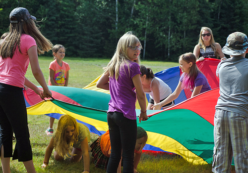 South River/Machar Day Camp, Ontario