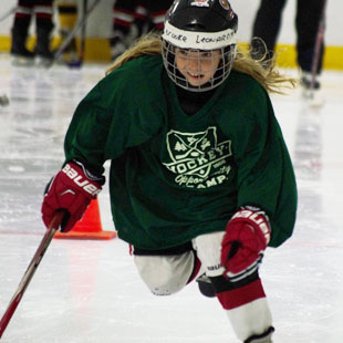 Girls' Hockey Summer Camp, Ontario