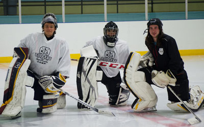 Hockey Opportunity Camp Goalie Program