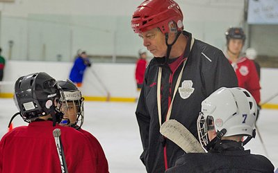 Hockey Director, Hockey Opportunity Camp
