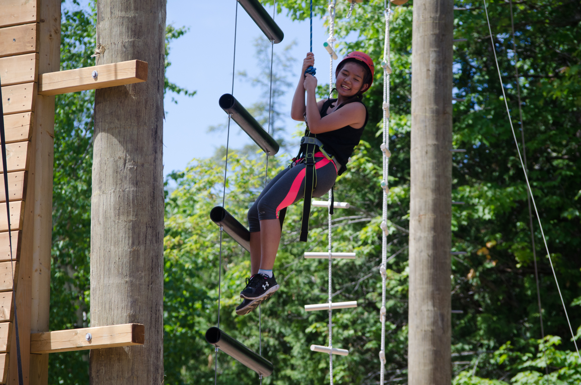 Adventure Sports Summer Camp