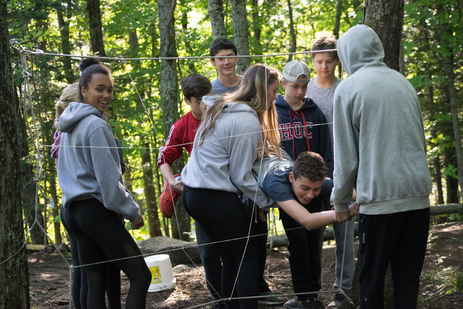 Summer Camp Leader Training, Ontario