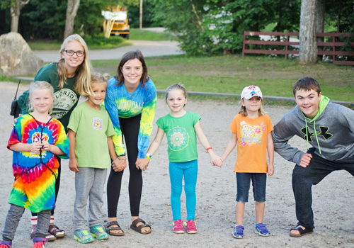 Young Children, Summer Camp Ontario